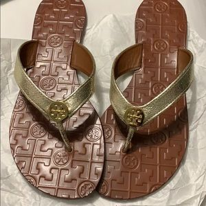 NWT Tory Burch Thora Sandals